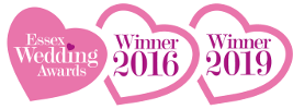 Essex Wedding Awards Winner 2016, 2019