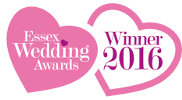 Essex Wedding Awards Winner 2016