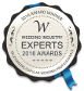Wedding Industry Experts 2016 Award Winner